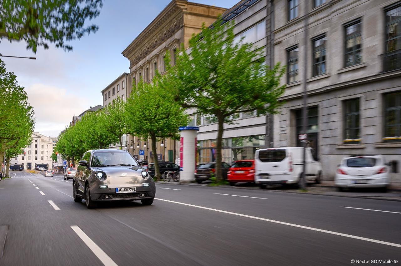 Next. e.GO Mobile SE eröffnet ersten Brand Store in Düsseldorf - weitere folgen