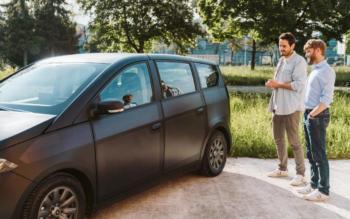 Sono Motors stellt SION zum bidirektionalen Laden im Megawattbereich zur Verfügung