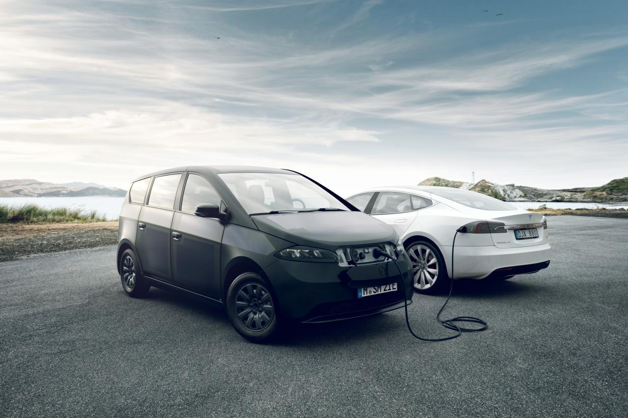 SION von Sono Motors verzeichnet 14.000 Reservierungen im Wert von rund €300 Millionen