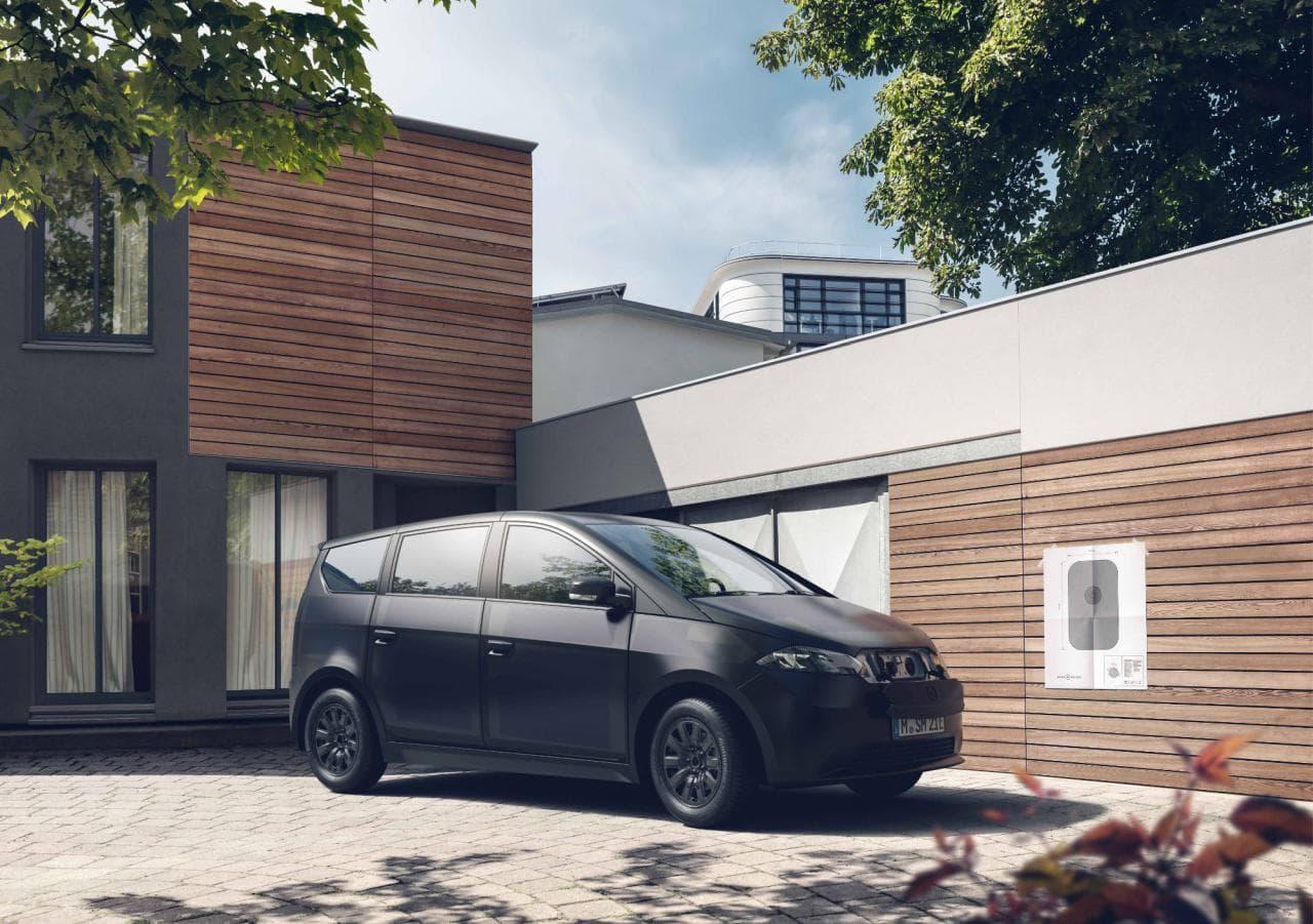 Sono Motors entwickelt eigene bidirektionale Wallbox