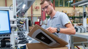 Heidelberg steigert Wallbox Absatz und baut Ladestation-Produktion aus