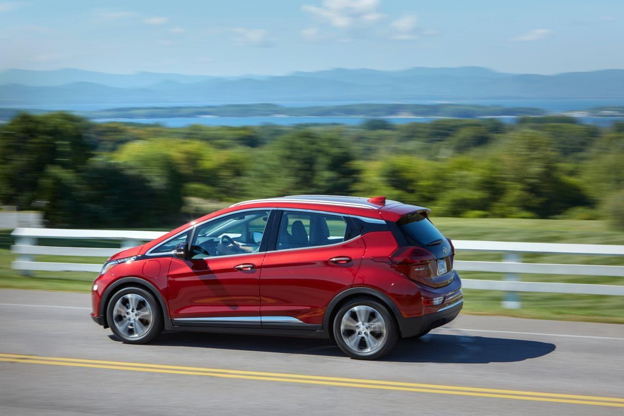 General Motors übersteht E-Auto-Rückruf mit blauem Auge