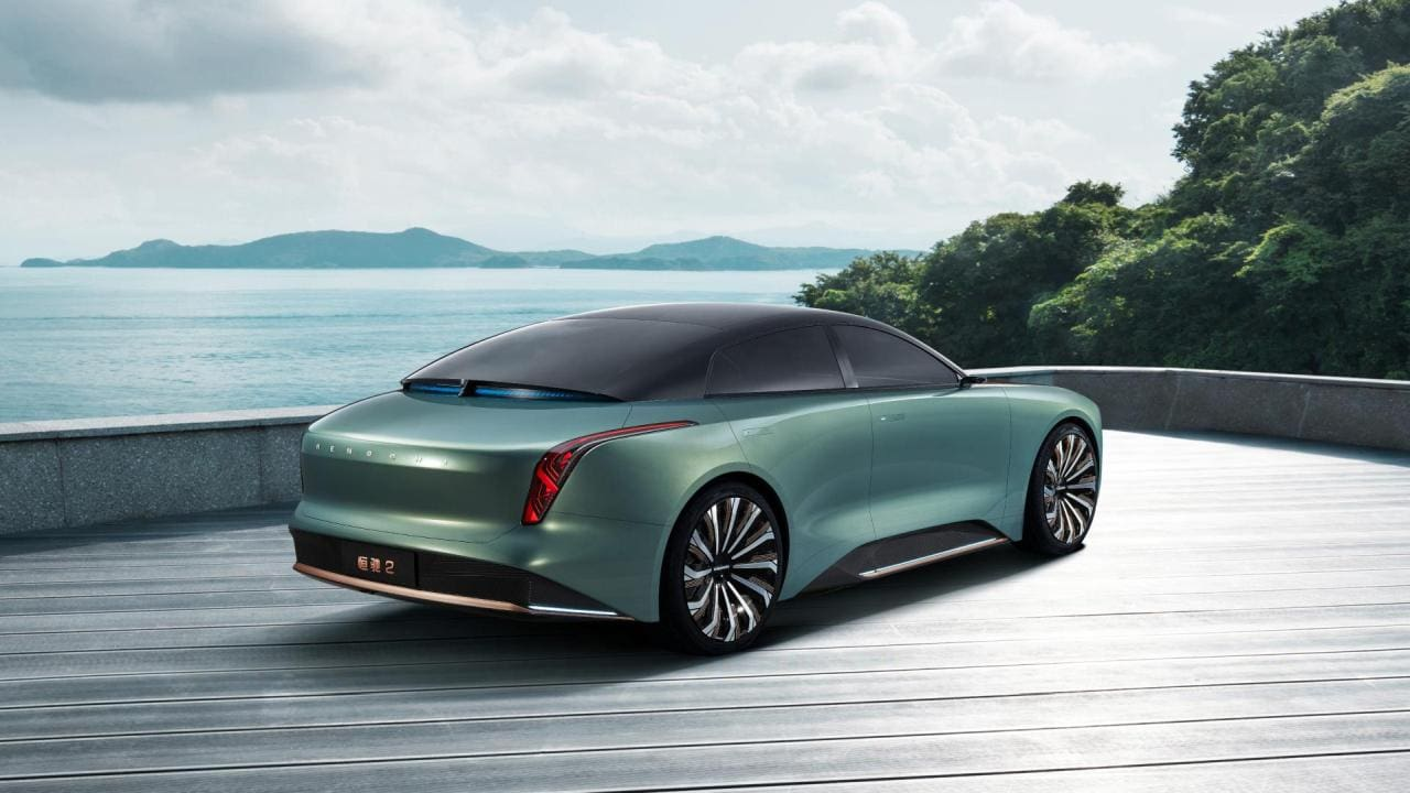 Evergrande lässt sich auf Weg zum E-Auto-Giganten nicht bremsen