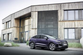 Audi Q4 Sportback e-tron 40