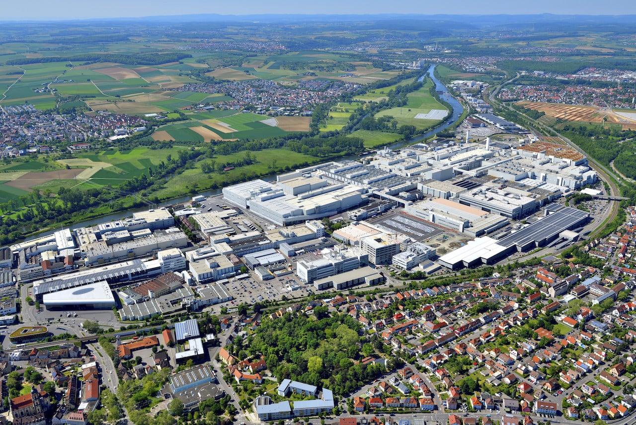 Audi-Elektroauto-Neckarsulm