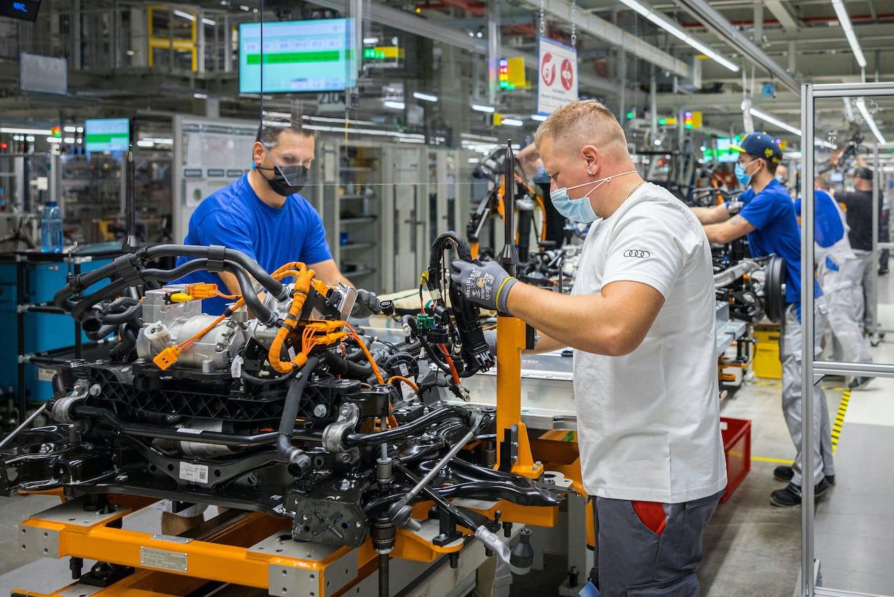 Audi-Elektroauto-Produktion-Zwickau-Volkswagen