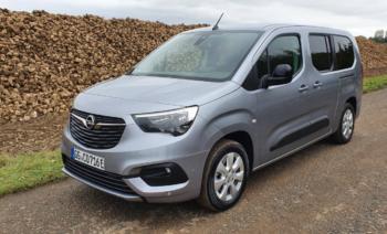Opel Combo-e: Raum-Gleiter unter Strom – Unsere Eindrücke