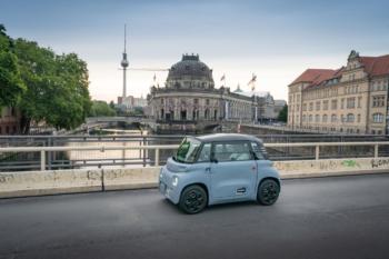 Citroën Ami noch vor deutschen Marktstart tritt er seinen Rückzug an