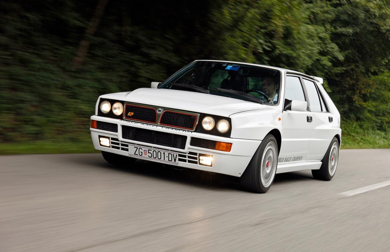 Lancia Delta wird wohl 2026 sein Comeback als E-Auto feiern