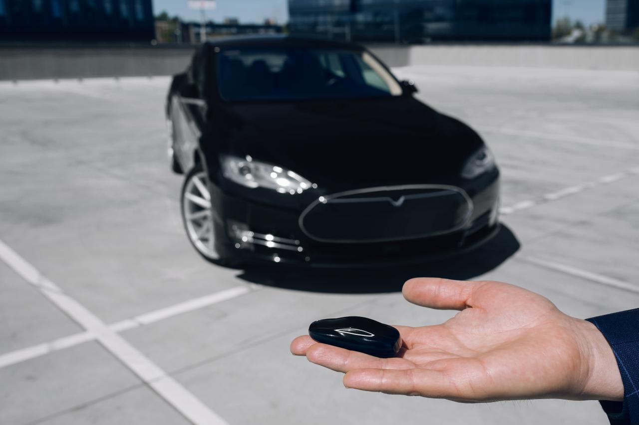 Tesla Versicherung mit Berücksichtigung